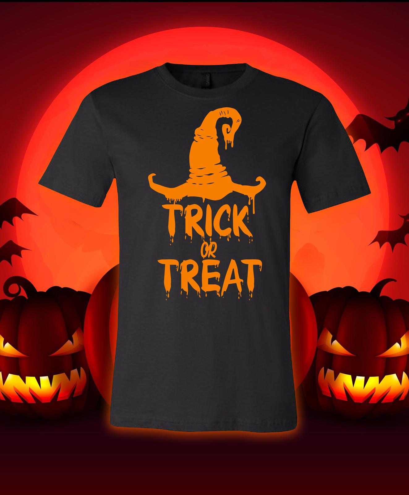 halloween shirt, trick or treat t shirt, Funny Halloween Costume unisex T-Shirt
