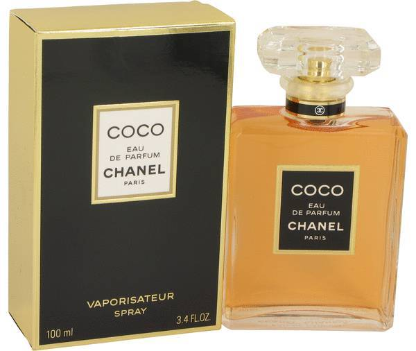 Chanel Coco Perfume 3.4 Oz Eau De Parfum Spray