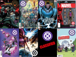 House of X #6 First Print Variants 1:10 Connecting X-Men Marvel Comics 2019 - £4.65 GBP+
