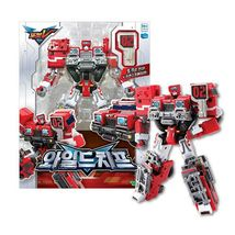Tobot Wild Chief Trasforming Action Figure Toy Tobot Season 3 image 4