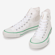 ALL HI Taylor WR CONVERSE Exclusive White STAR Chuck COLOREDLINE Green Japan FwIadqZ