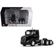 Volvo VNR 300 Day Cab Black 1/64 Diecast Model by First Gear 60-0369 - $50.13