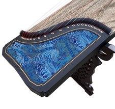 21 string 163cm guzheng pure paulownia embroidery craftsmanship professi... - $799.00