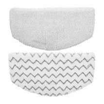 Flammi 2-Pack Washable Steam Mop Pads Replacement for Bissell Powerfresh... - $15.79