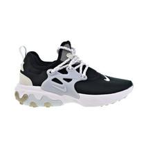 Nike React Presto Women's Shoes Black-Sky Grey-Photon Dust CD9015-004 - $120.00
