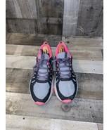 ASICS Women's Gel Venture 7 Trail Sneaker Shoes Grey / Pink Size US 10 - $36.47