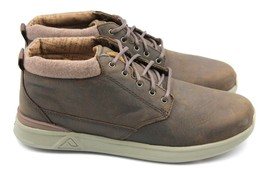 REEF Rover Mid FGL Mens Grain Leather Bronze Brown Shoe - Size 8 - NEW A... - $84.14