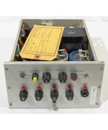 Vintage Z-Ads Power Supply Module #104 Military USAF Air Force Test Equi... - $49.49