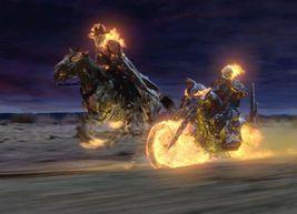 Ghost Rider Nicolas Cage Vintage MM 16X20 Color Movie Memorabilia Photo - $29.95