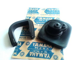 Genuine Yamaha YG1 YGS1 U5 YJ1 YJ2 MG1T Carburetor Cap Rubber Nos - $28.79