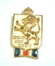 Vtg WW 2 B.W.R.S. and B.B. by Accessocraft U.S.patent 123071 Dieu Et Mon... - $12.82