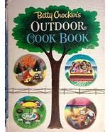 Betty Crocker's Outdoor Cook Book [Jan 01, 1961] Betty Crocker and Tom Funk - $7.20