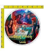 """Riverdale Edible Frosting Image 8"""" Round Cake Topper - $9.99"""
