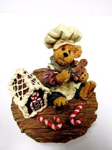 "Boyds Candle Topper ""Simon..Bakers Delight"" Fits sml yankee candle~ #651... - $24.99"