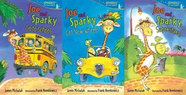 Candlewick Sparks Beginning Readers JOE & SPARKY Series Ages 05-08 BOOK ... - $11.99