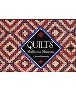 Quilts Shelburne Museum A Book of Postcards NEW 30 Postcard Book - $4.30