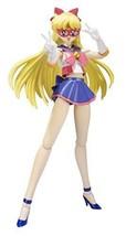 Bandai S.H. Figuarts Sailor Moon Sailor V about 140mm ABS & PVC made figure - $78.03