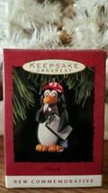 Hallmark Keepsake Ornament Coach Dated 1993 New in Box - $6.95