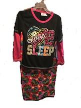 Girls two Piece Matching Pajama Set - $8.41