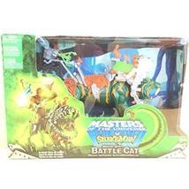 He-man Masters of the Universe vs Snake Men Mecha-Bite Battle Cat - $64.35