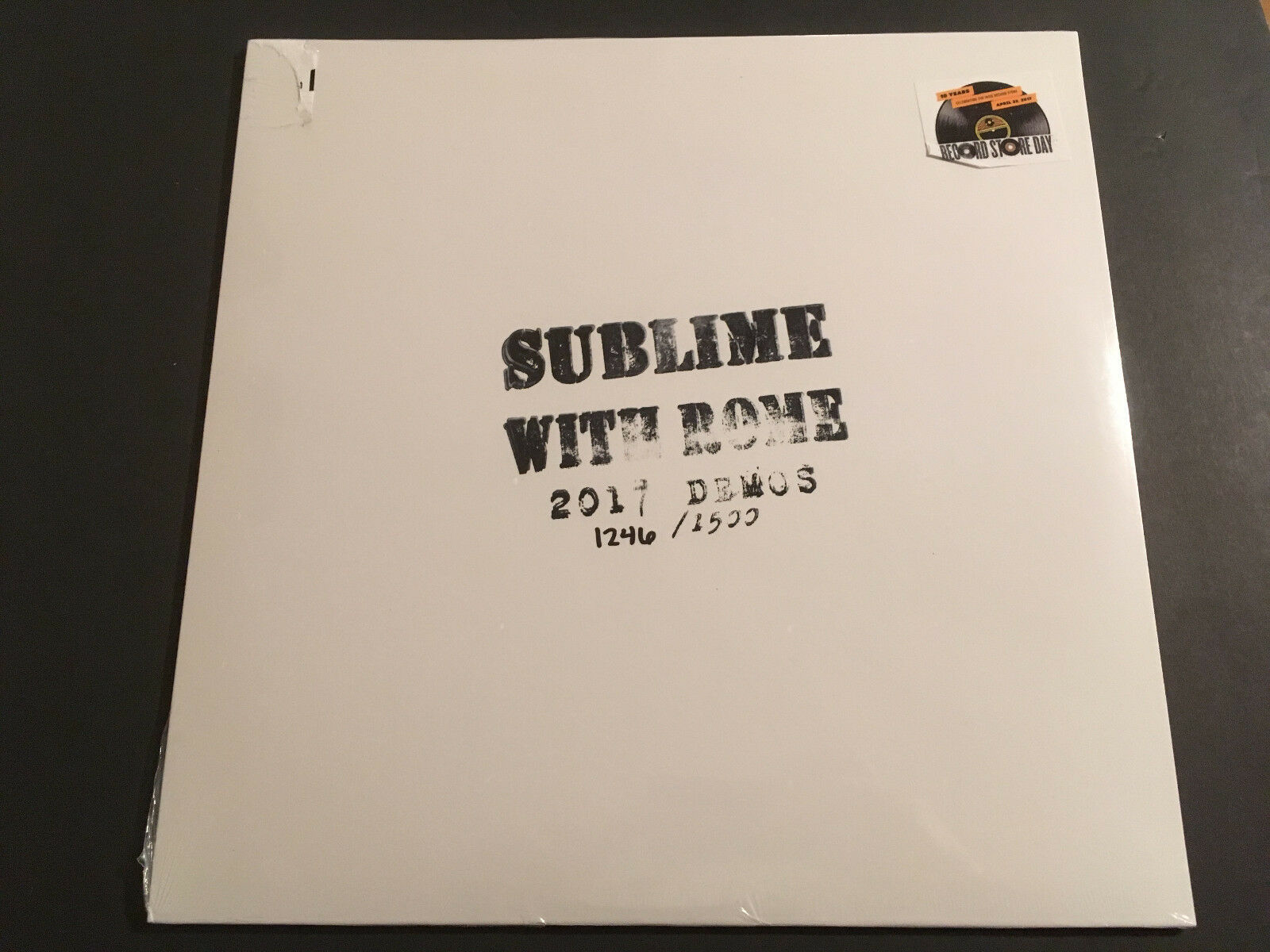 Primary image for Sublime With Rome : 2017 Demos /1500 - 2017 Record Store Day 2017 RSD