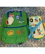 Brand New Disney Toy Story School Backpack with Matching Insulated Lunch... - $73.47
