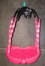 Monster High Doll Furniture Secret Creepers Crypt Replacement Swing/Basket. - $2.00