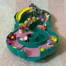 Vintage Polly Pocket Bluebird 1995 Splash N' Slide Water Park Playset *Complete - $54.99