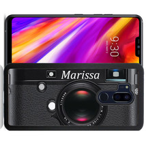 Personalized Rubber Case For Lg G7 G6 G5 G4 Camera Photography Pictures Snap - $11.98+
