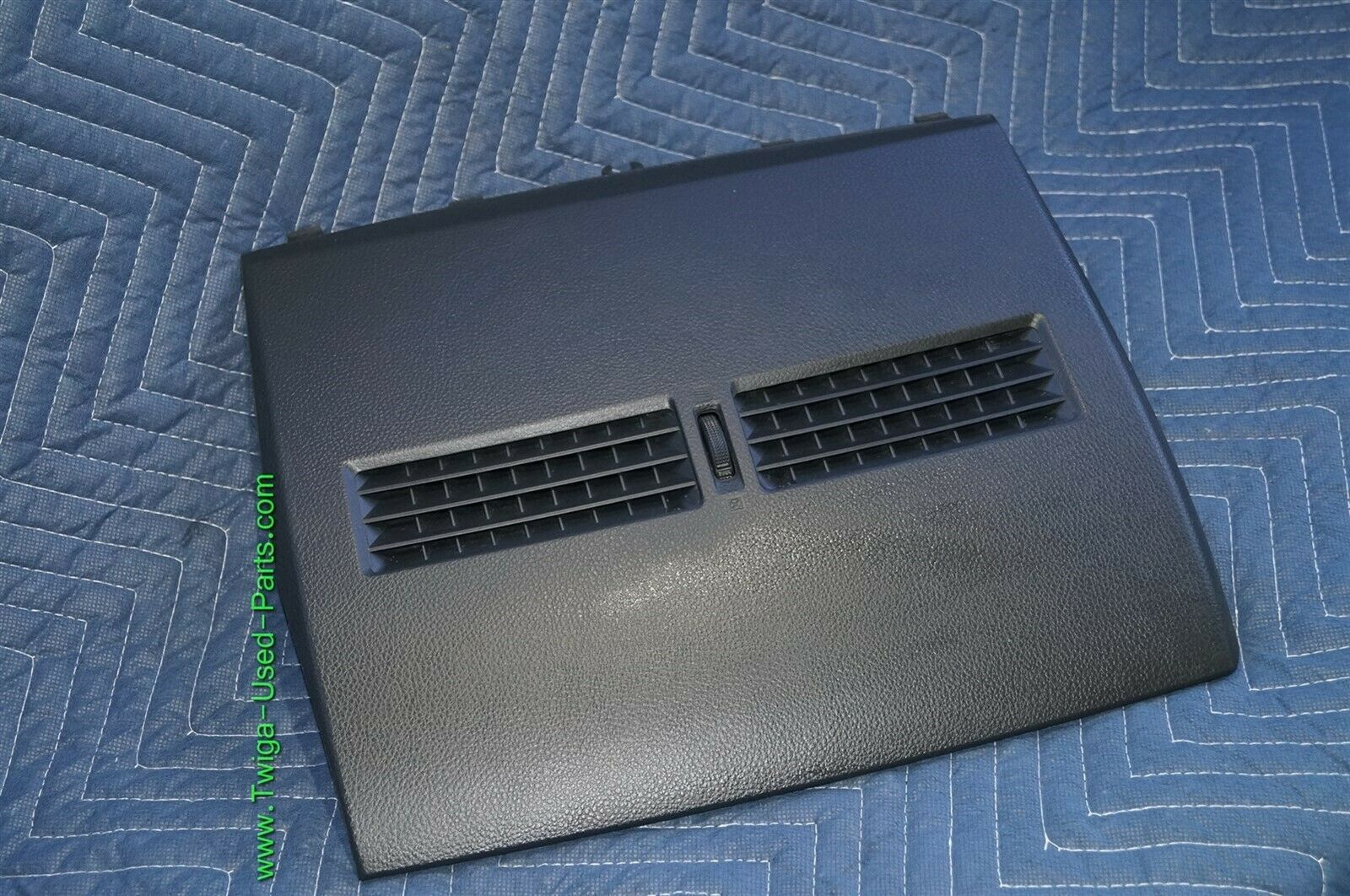 07-12 Nissan Versa Center Upper Dash Vent Bezel Trim Panel 68414EL00A