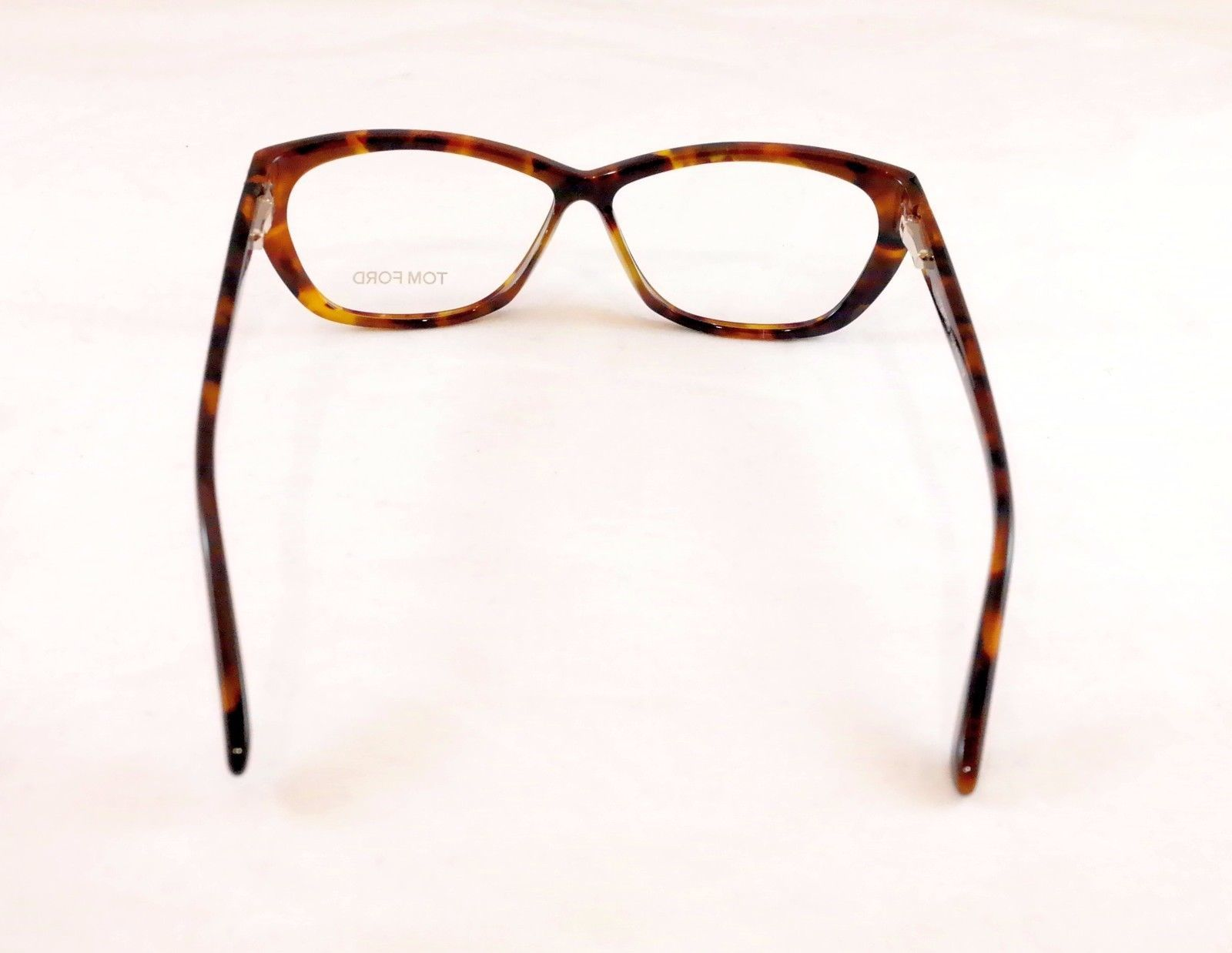 Authentic New Tom Ford Eyeglasses Frame TF5227 052 Brown Plastic Italy Made