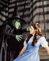 Margaret Hamilton - Judy Garland - The Wizard Of Oz - Movie Still Poster - $9.99+