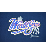 New York Yankees NY 1999 World Series Baseball MLB Lee Sport T-Shirt Men... - $34.53