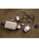 RCA Chiuso Circuito Video Equipment Fotocamera TC2012 Cosmicar (Pentax) ... - $108.69