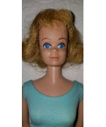 Vintage 1962 Blonde Midge Barbie Doll w/ Straight Legs ECU - $59.39