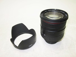 Sigma Zoom 28-200mm F3.5-5.6 DL Hyperzoom Macro for Nikon N70 Untested AS-IS - $44.55