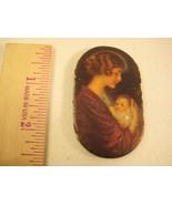 1920s Prudential Insurance Mother Baby Advertising Pinholder Pincushion ... - $5.89