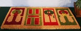 Crate & Barrel Holiday Doors Doormat – Nwt – Open The Door To Christmas Spirit! - $49.95
