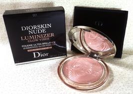 Dior Diorskin Nude Luminizer Glow Vibes - 001 Rosy Vibes - 0.21 oz. Ltd.... - $46.99