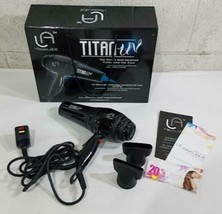 Le Angelique Titan UV Ultraviolet Blue Light Hair Dryer 2000 watts Box image 2