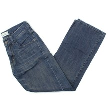 Levis 550 Boys Relaxed Medium Wash Straight Leg Blue Jeans Youth Sz 16 R... - $14.84