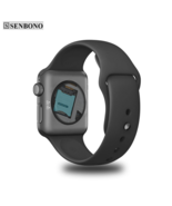 Slimy LF07 DM09 Bluetooth Smart Watch Phone for Apple Watch with Pedomet... - $47.00