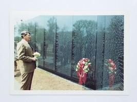 President Ronald Reagan 5x7 Promo Official White House Photo VietNam Mem... - $29.65