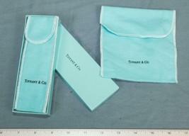 Tiffany Soft Bags for Jewelry Presentation Box Genuine dq - $19.79
