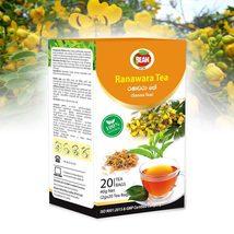 Ceylon Green Tea Senna Herbal Tea Packets  - $19.95