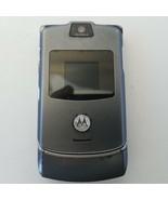 Motorola RAZR V3 Black T-Mobile Cellular Phone - $43.19