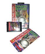 Dragon's Revenge Sega Genesis Pinball Video Game * 1993 Tengen - $11.88