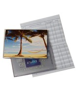 RFID Protected Beach Debit Credit Card Holder Cover w/ Register & Photo ... - $6.88