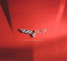 2005 Chevy Corvette Original Brochure Catalog LS2 Z51 16 pgs - $8.53