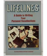 Lifelines A Guide to Writing Your Personal Recollections - $4.99
